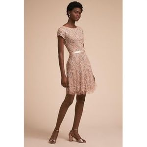 BHLDN Anthropologie Addison Dress new